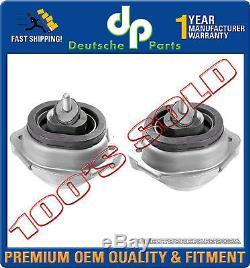 HYDRAULIC Engine Motor Mount Mounts for BMW E53 X5 V8 2 x 22116770793 L+R SET 2