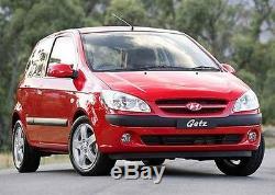 Hyundai Getz 2005-2011 1.4l 1.6l Auto Genuine Brand New Mounts Set