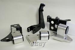 Hasport 1996-2000 Honda CIVIC Ek K-series K20 K24 Swap Motor Mounts Kit 62a Ekk2