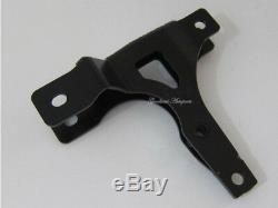 Hasport 88-91 Civic/CRX B-Series Rear Engine Bracket (No drill) for Cable Trans