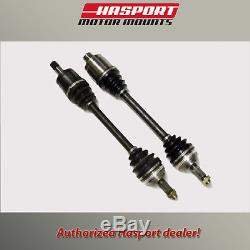 Hasport Axle Set for 1992-2000 Honda Civic/1994-2001 Acura Integra K-Series Swap