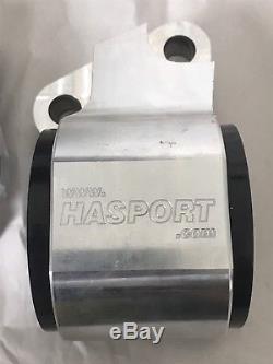 Hasport Efb2-62a 88-91 Honda CIVIC Crx B Series Hydraulic Transmission Mount Kit