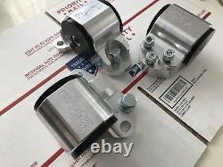 Hasport Engine Mounts 92-95 Honda Civic Del Sol D and B-Series DCSTK 70A 3-Bolt