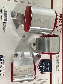 Hasport Engine Mounts Honda Accord 94-97 H Series H22A CDH1 62A