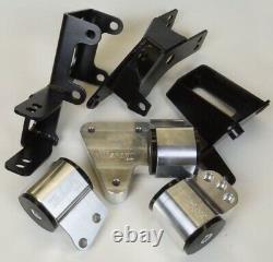 Hasport K Swap Motor Mounts 92-95 Civic 94-01 Integra EGK4 62A Accord/TSX Trans