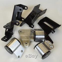 Hasport K Swap Motor Mounts 92-95 Civic 94-01 Integra EGK4 70A Accord/TSX Trans