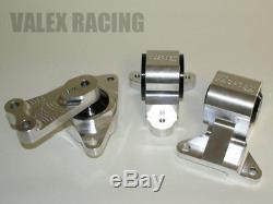 Hasport Motor Mount Kit 02-06 Acura RSX 02-05 Civic Si DC5STK K20 K24 70A Race