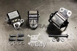 Hasport Motor Mounts 96-00 Honda Civic EKSTK 62A Street D16 B16 B18 B20