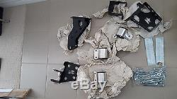Hasport Motor Mounts 96-00 Honda Civic V6 Dual Height J-Series (J30 J32) EKJ2-62