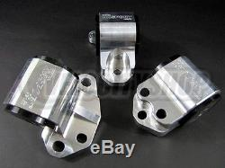 Hasport Motor Mounts Kit 70A 94-01 Integra GSR LS Type R (Manual Trans only)