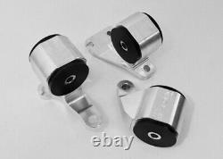 Hasport Mount Kit for 88-91 Honda Civic/CRX Factory B-Series with Cable Trans. 62A