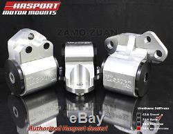 Hasport Mounts 92-95 Honda Civic/ 94-01 Acura Integra Engine Mount Kit DCSTK-70A