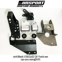 Hasport Mounts EF Dual Height K-Series Swap Kit for 88-91 Civic/CRX EFK5 70A