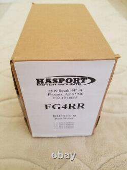 Hasport Rear Engine Mount for 2012-2015 Honda Civic Si Coupe/ Si Sedan FG4RR 70A