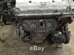 Honda Civic / Delsol Sir B16a Engine Auxiliarys Jdm Vti