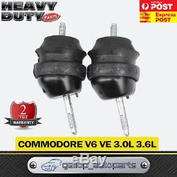 Hydraulic Engine Mount for HOLDEN Commodore VE V6 SV6 3.0L 3.6L Pair