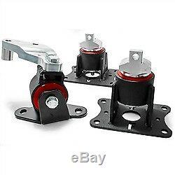 INNOVATIVE 10751-60A MOTOR MOUNTS KIT 04-08 ACURA TSX/03-07 for HONDA ACCORD