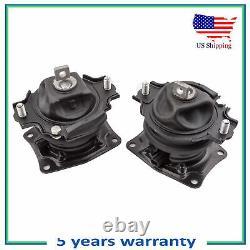 I-VTEC Engine Motor Mount For 2005-2007 Honda Odyssey 3.5L Front & Rear Set 2PCS