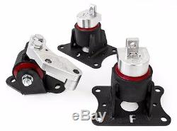 Innovative 10751 Motor Mounts Kit for 04-08 Acura TSX / 03-07 Honda Accord
