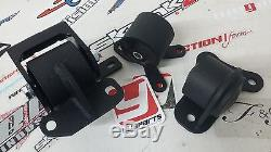 Innovative 20150 Motor Mounts Kit 75a Prelude 97-01 H/F Series H22 F22