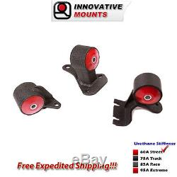 Innovative 88-91 Civic/CRX B-Series Mount Kit (for Right Hand Drive) 19152-60A