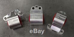Innovative 94-01 INTEGRA / 92-95 CIVIC REPLACEMENT MOUNT KIT 3 Bolt EG DC2