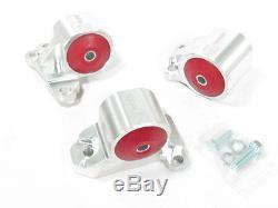Innovative Billet Engine Motor Mounts 60A 2 Bolt Post 92-95 Civic EG Integra DC2