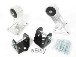 Innovative Billet Engine Motor Mounts 75A 00-09 Honda S2000 AP1 AP2 F20C F22C