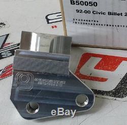 Innovative Billet Post Mount (2 Bolt) Civic 92-00 B16 B18 B20 D16 SWAP