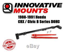Innovative Competition Traction Bar 1990-1993 Acura Integra B Series DOHC JDM