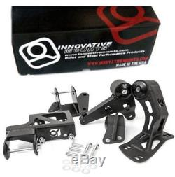 Innovative Motor Mounts Civic 92-95 Integra 94-01 K20 Swap Mount Kit Steel 75A