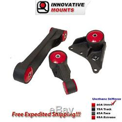 Innovative Mounts 2003-2005 Neon SRT-4 2.4L Replacement Mount Kit 30550-60A