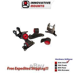 Innovative Mounts 2012-2015 Honda Civic Si 2.4L Replacement Mount Kit 91250-60A