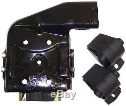 Jeep Engine Mount Kit Cherokee XJ 1987-1989 with 4.0L Engine & Peugeot Trans