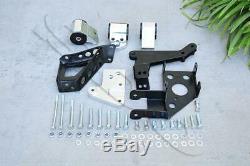 K20 K24 Motor Mount Kit For Honda Civic 92-95/ Acura Integra 94-01 K-Swap EG DC2