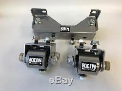 KEIN Engine & Transmission Mount Kit for Subaru, WRX, STI, Forester, Impreza