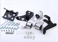K Series Swap Billet Aluminum Engine Motor Mount Kit 96 00 Honda CIVIC Ek K20