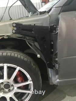 Kein Fender reinforcement brace For Subaru Impreza GD, WRX, STI Front brace