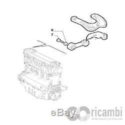Kit 4 Supporti Motore Anteriori + Posteriori Alfa Romeo 147 156 1.9 Jtd Jtdm