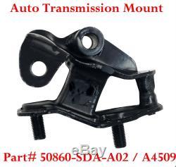 Kit 7 PCS Motor Engine & Trans Mounts Fits Acura TSX 2004-2008 2.4L Auto Trans