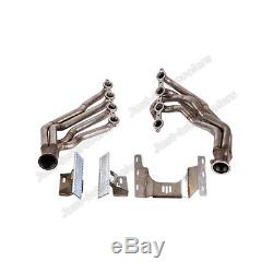 LS1 Engine Transmission Mounts Swap Kit Headers Y Pipe Radiator Pipe For BMW E36