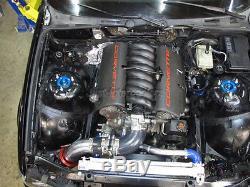 LS1/LSx Engine + T56 Transmission Mounts + Headers Swap Kit For 91-99 BMW E36