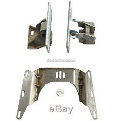 LS1/LSx Engine + Transmission Mounts Swap Kit For 1999-2006 BMW 3 Series E46