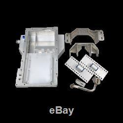 LS1 T56 Manual Transmission Swap Kit+Oil Pan+Pickup+Dipstick For 240SX S13 S14