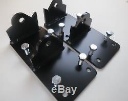 LS LSX Engine swap conversion adapter plate engine mounts 4.8 5.3 5.7 6.0 6.2