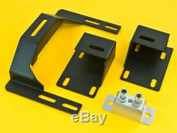 LS-Series Motor Swap Mount For Nissan 240SX S13 S14 Chassis