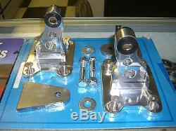 Ls1 Ls2 Ls3 Ls6 Ls9 5.7 Ltr & 6.2 Ltr Universal Billet Aluminum Engine Mounts