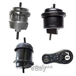 M991 Engine & Trans. Motor Mount GMC Buick Chevrolet 3.6L V6 5444 5458 5548 5549