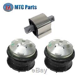 MTC Engine & Trans Mount 3PCS Set for 2003-2005 Mercedes Benz C230 W203 1.8L