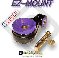 Massive Lower Motor Trans Mount Insert Focus 02-04 Zetec SVT 2.0 DOHC ST170